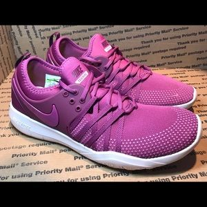 74d9a387ec86 Nike Shoes -   NIB   Nike Free TR7 Berry Color Size 11